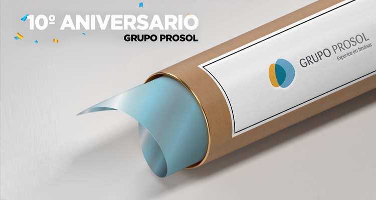 Grupo Prosol cumple 10 años